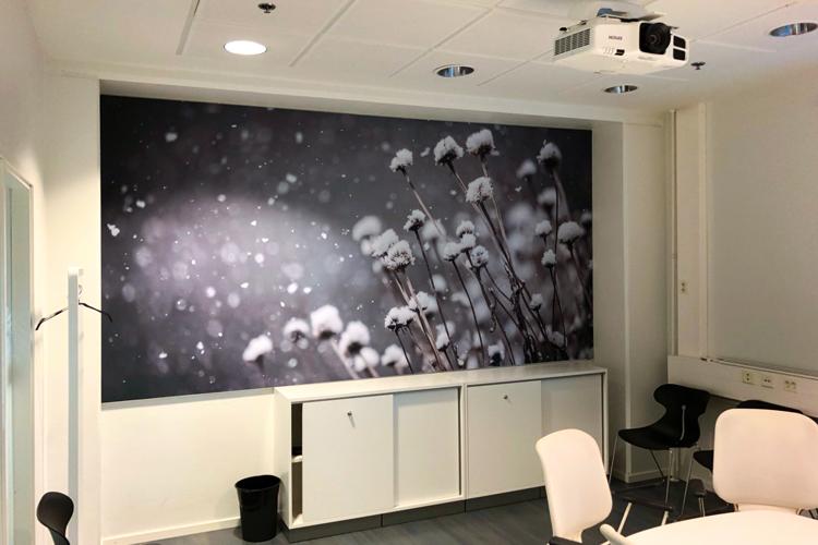 AKUprintti Nordic Semiconductor Oulu akustiikka kaikuongelma neuvotteluhuone